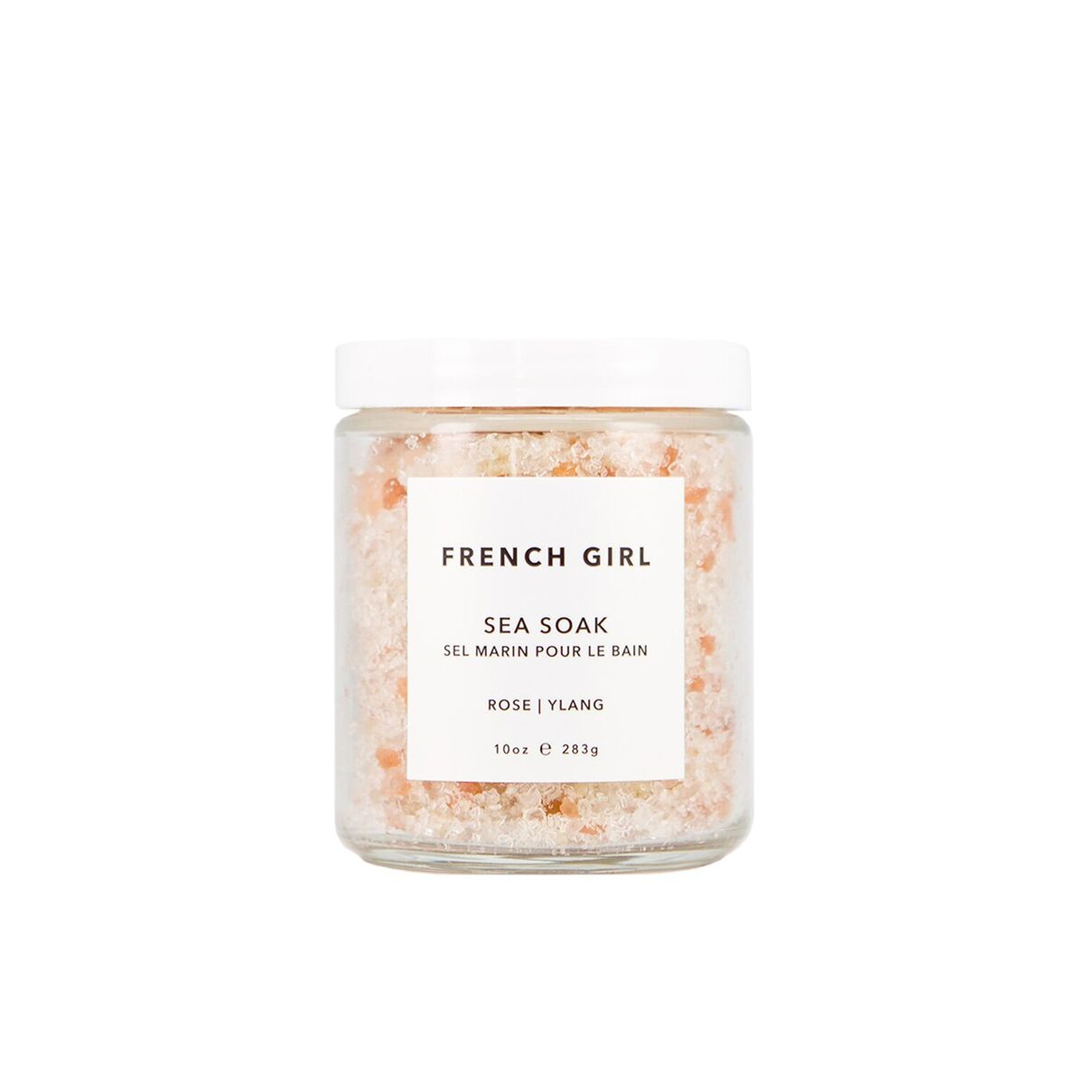 MECCA: French Girl Sea Soak in Rose/Ylang