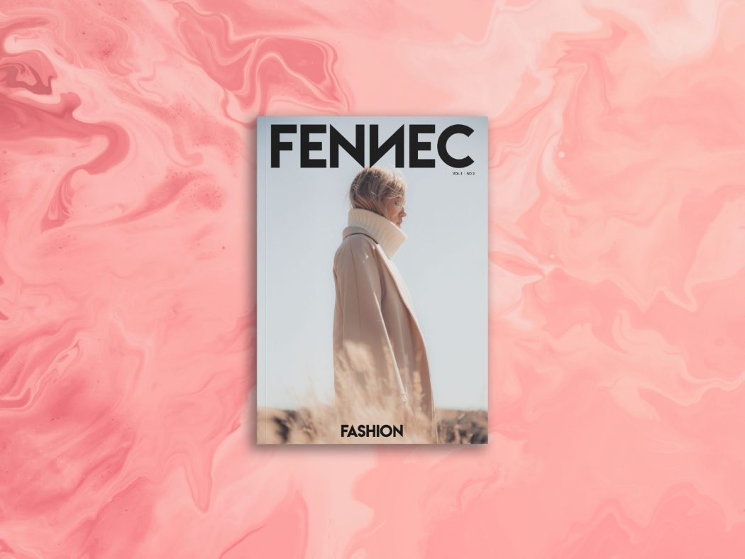 Cover of Fennec Magazine No. 2 Fashion Edition