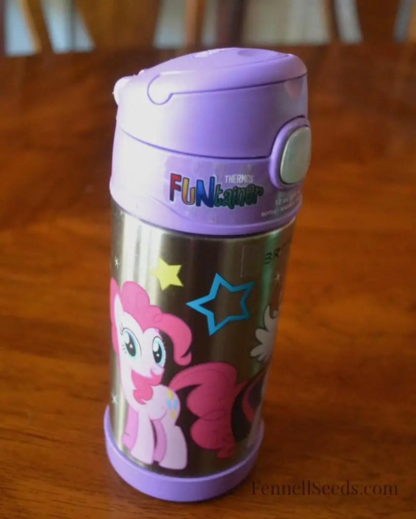 Britton's Water Bottle