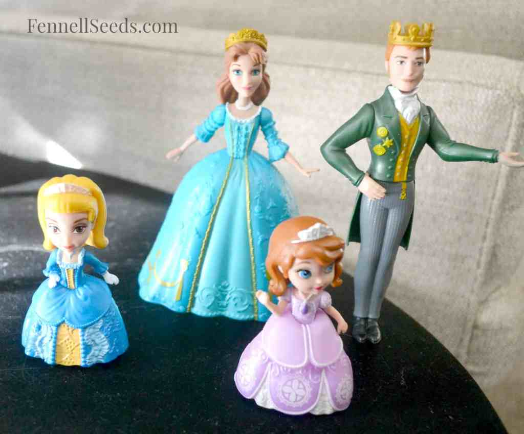 Toy Review - Sofia the First