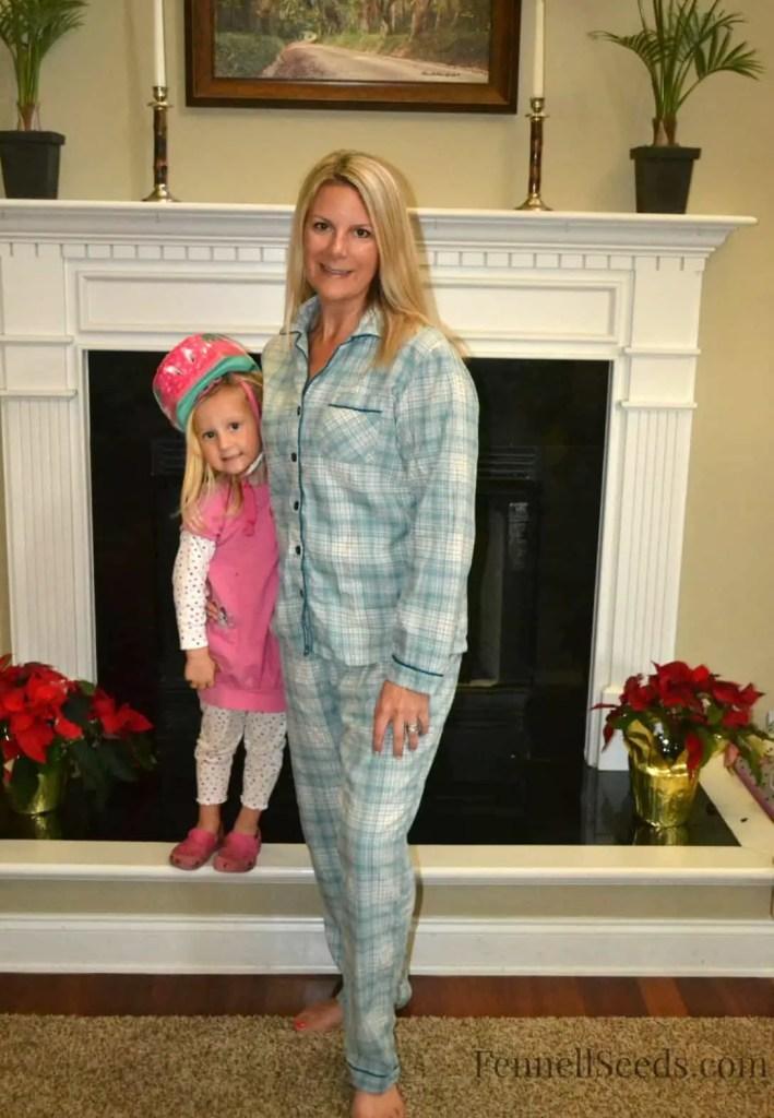 Favorite Pajamas with Britton