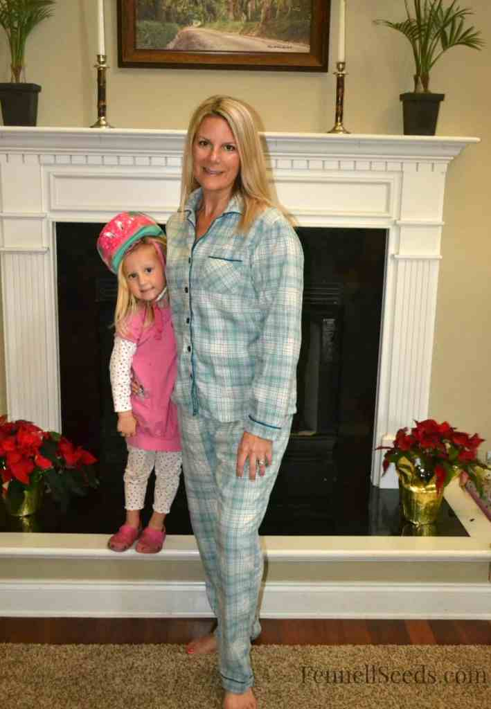 Favorite Pajamas with Britton