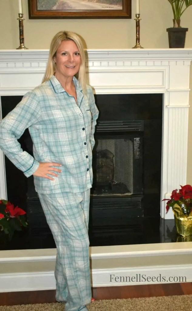 How I treated Myself - New Pajamas