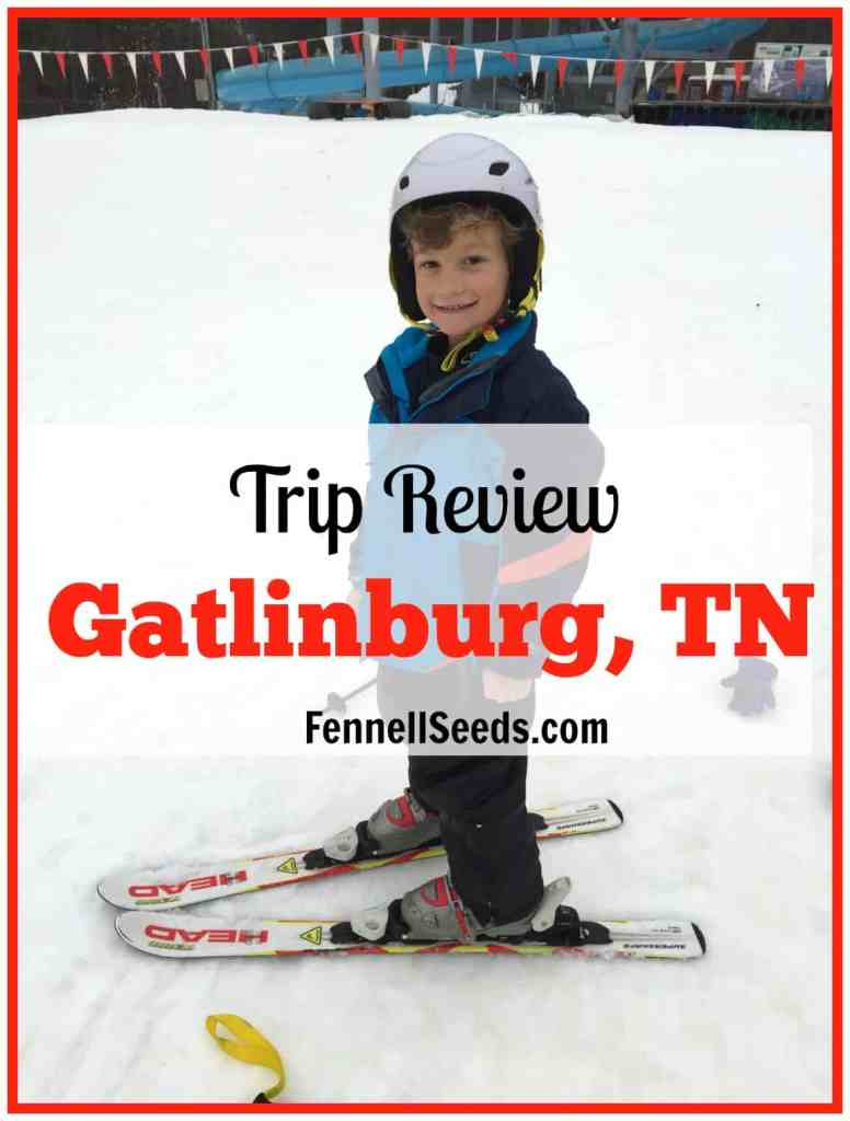 Trip Review Gatlinburg, TN
