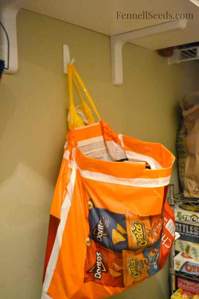 Craft Closet Organization - Fennell Seeds