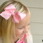 Bow Bootcamp – How I Got My Little Girl to Wear Bows