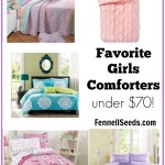 Favorite Girls Comforters under $70