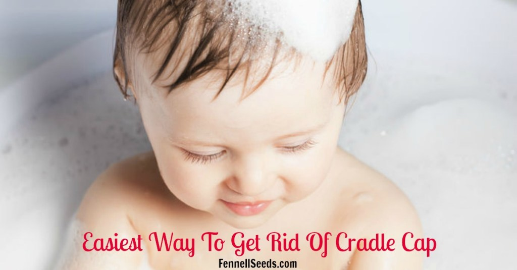 My kids had terrible cradle cap. This cradle cap brush works awesome. I wasn't scared to use it on my baby because it has soft rounded rubber bristles. I used it every day for years.