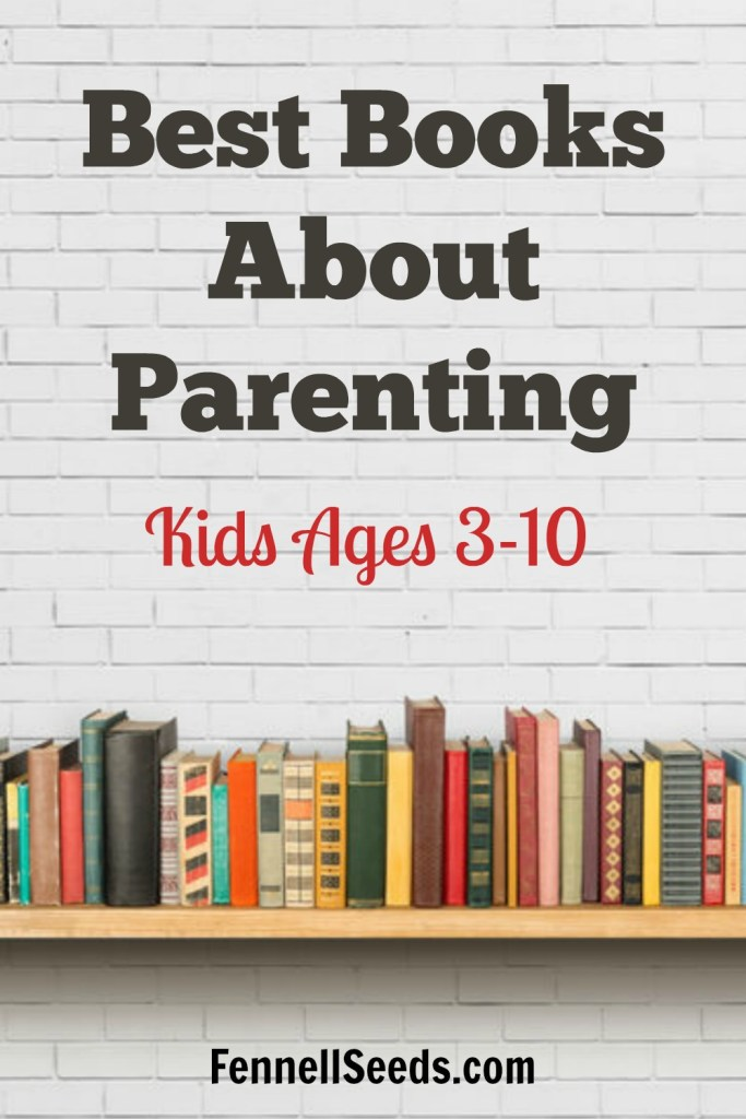 These are my favorite and best books on parenting that I have read. When my kids are out of control I like to read a new parenting book to get tips. These top parenting books have really helped in our house.