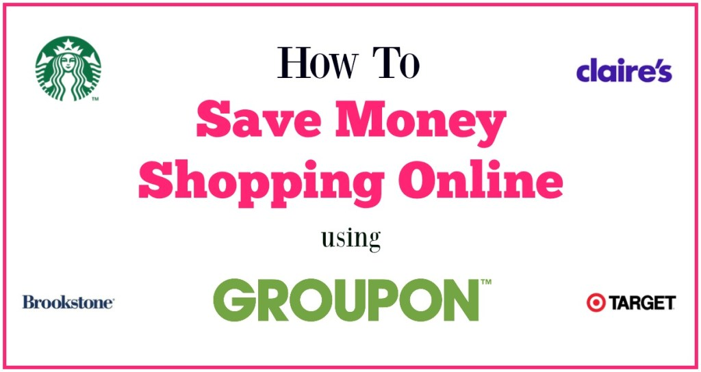How to save money shopping online using Groupon Coupons. There are hundreds of stores that offer coupons codes that will save you money at checkout.