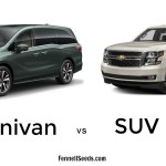 Minivan vs SUV – A Mom Dilemma