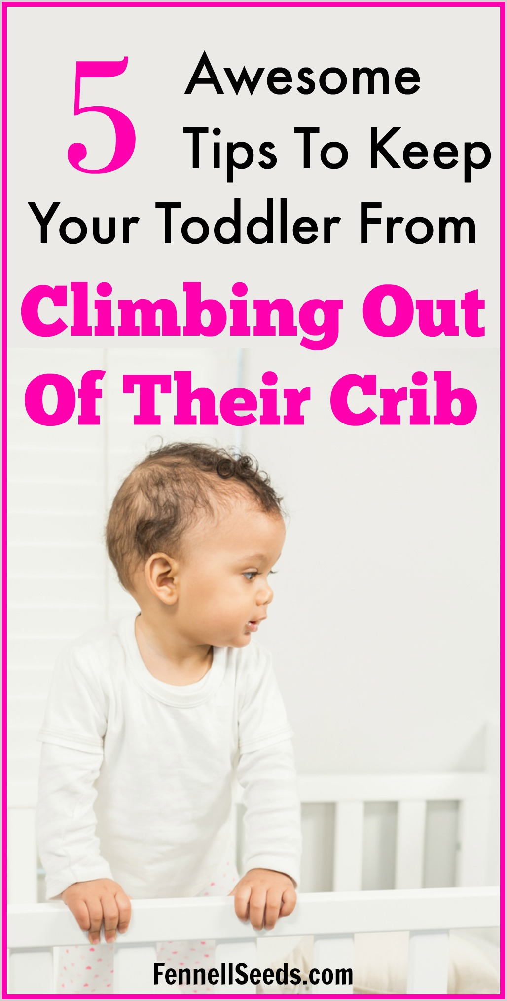 5 Veteran Mom Tips For How To Keep Your Baby From Climbing