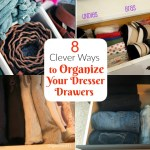 How To Organize Dresser Drawers That'll Save Your Sanity