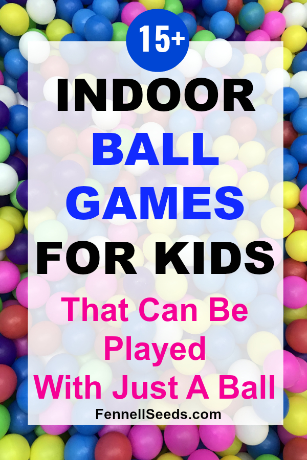 Fun indoor games for kids when there is bad weather or illness keeping you inside. Fun games to play inside. #IndoorGames #GamesforKids