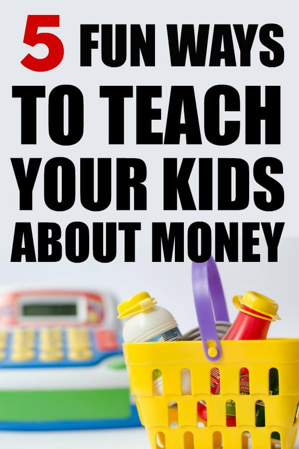 How to teach kids about money   money games   games about money   money lessons