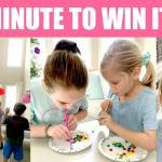 20 Fun Minute To Win It Games For Kids That Are Easy To Set Up