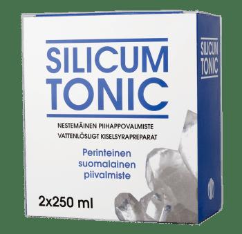 Silicum tonic