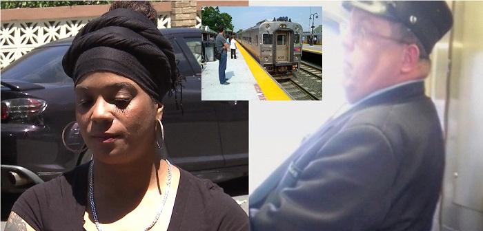"""""""El señor se tocó su parte y se lo sacó"""" relata dominicana agredida sexualmente por operador de un tren de Nueva Jersey"""