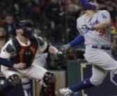 Dodgers despiertan al bate y empatan la Serie Mundial