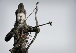 buddha park archer