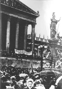 Beč, 1918.