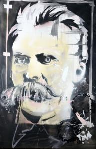 Friedrich-Nietzsche-Babenko-Belgium-120x80cm-oil-stencil-paint1