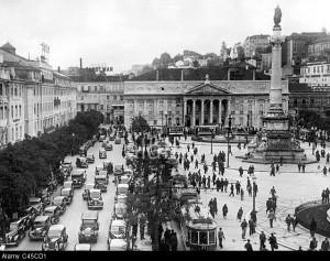 Lisabon 1941.