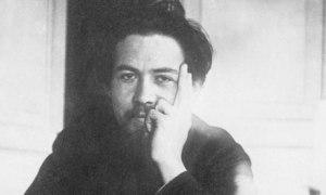 Anton Tschechow in Moskau/1891 - Anton Chekhov in Moscow / 1891 -