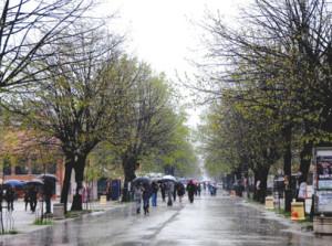 Nikšić kiša