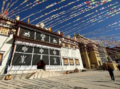 Le monastère Songzanlinsi