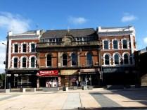 Derry, le centre historique