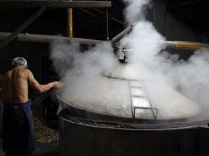 Distillerie d'alcool de sorgho, Luocheng
