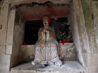 Grotte temple du Buddha Vairocana