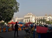 Yangon, le quartier colonial