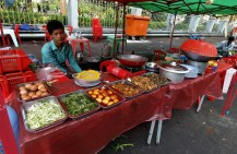 Yangon, quartier colonial