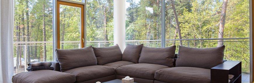 Fenster-Fassade-Hebeschiebetür-Balkonverglasung