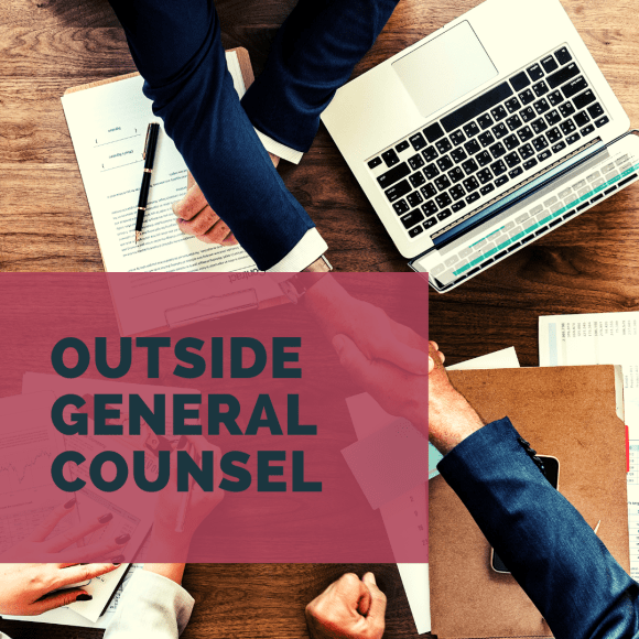 outside general counsel