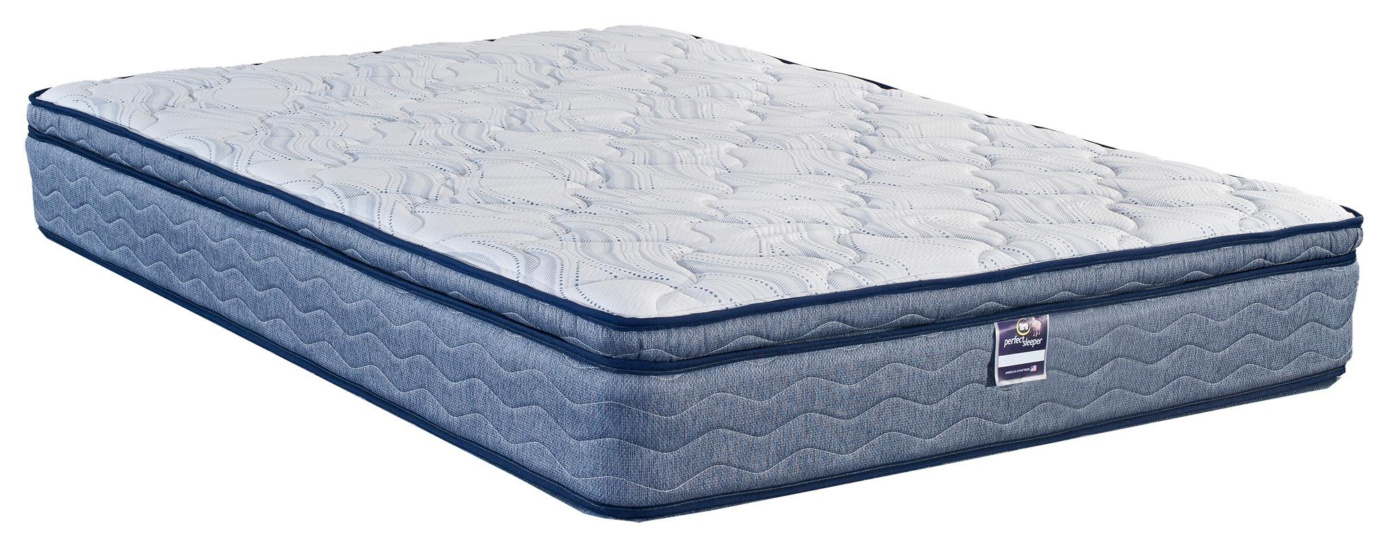 serta 4 6 spinal care elite pillow top mattress 2243