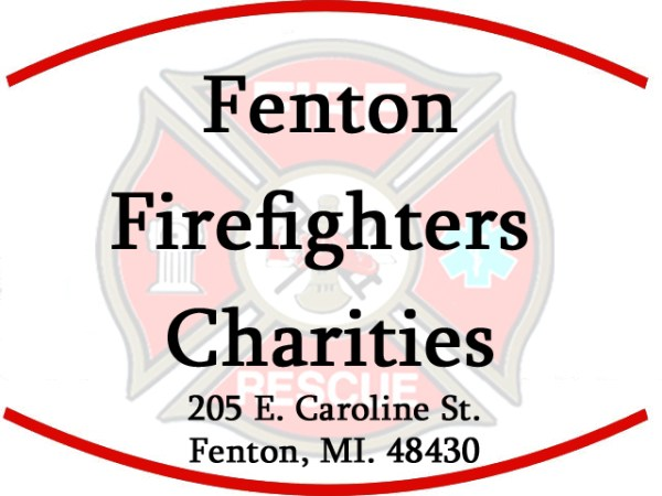 Fenton Firefighter Charities Logo