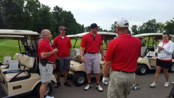 2016 Firefighters golf team 6