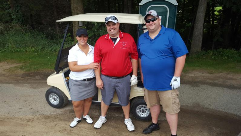 Dewey's Auto & Siburt Golf Team