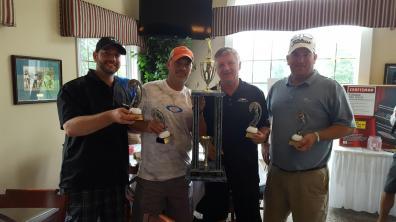 First Place 2016 Golf Team