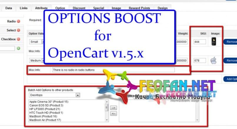 Options Boost