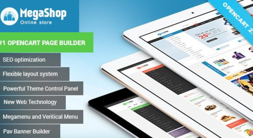 Themeforest — Pav MegaShop — Flexible Opencart 2 Theme
