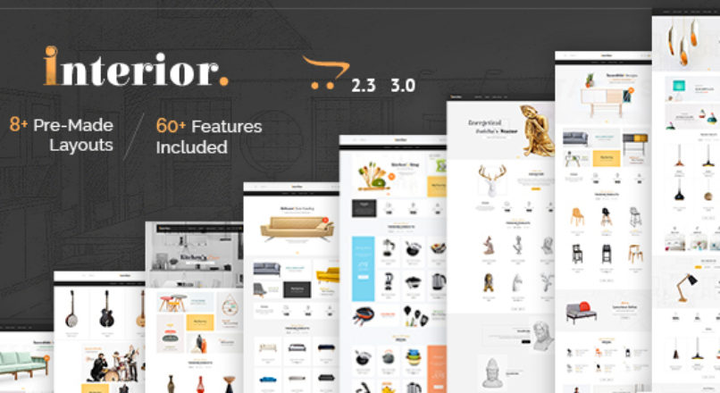 Interior — Opencart 3 Multi Purpose Responsive Theme