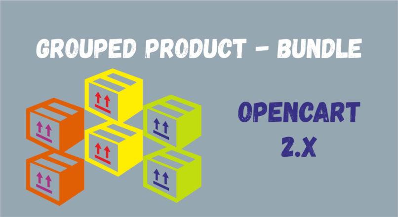 Grouped Product — Bundle