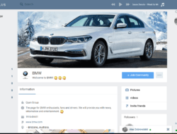 Social Plus v1.1.7 — скрипт социальной сети
