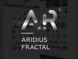 Адаптивный, многомодульный шаблон Aridius Fractal key