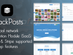 Stackposts — Social Marketing Tool [codecanyon]