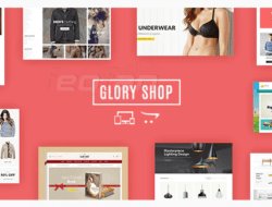 Glory Shop — Multipurpose OpenCart Theme